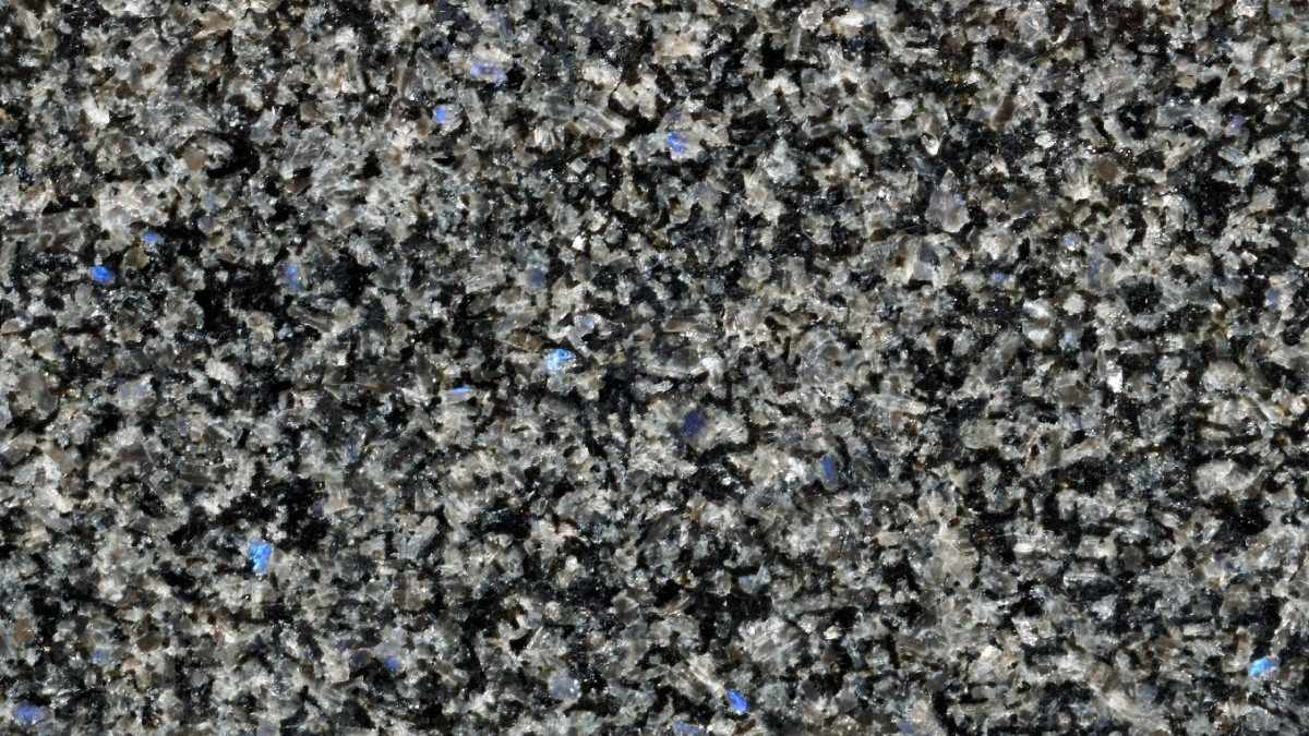 インパラブルー 南アフリカ産 高級石材 青い結晶