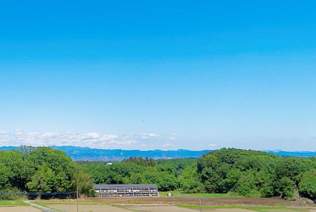 埼玉の分譲墓地なら、抜群な景観と低価格が魅力の「花園むさしの浄苑」