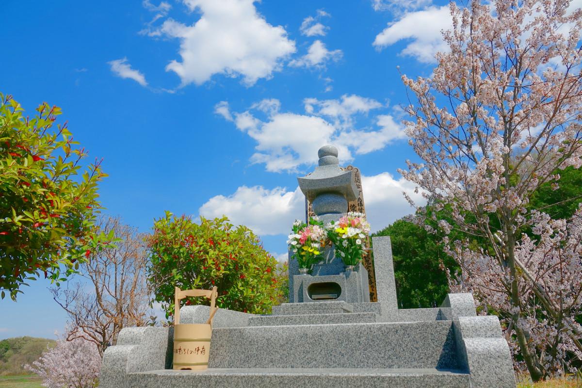 花園むさしの浄苑 合祀墓
